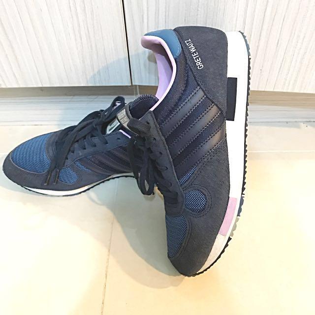 Adidas-GRET WAITZ 慢跑運動鞋