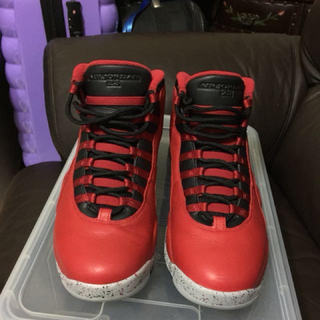 Air Jordan 10 BOB us 10.5