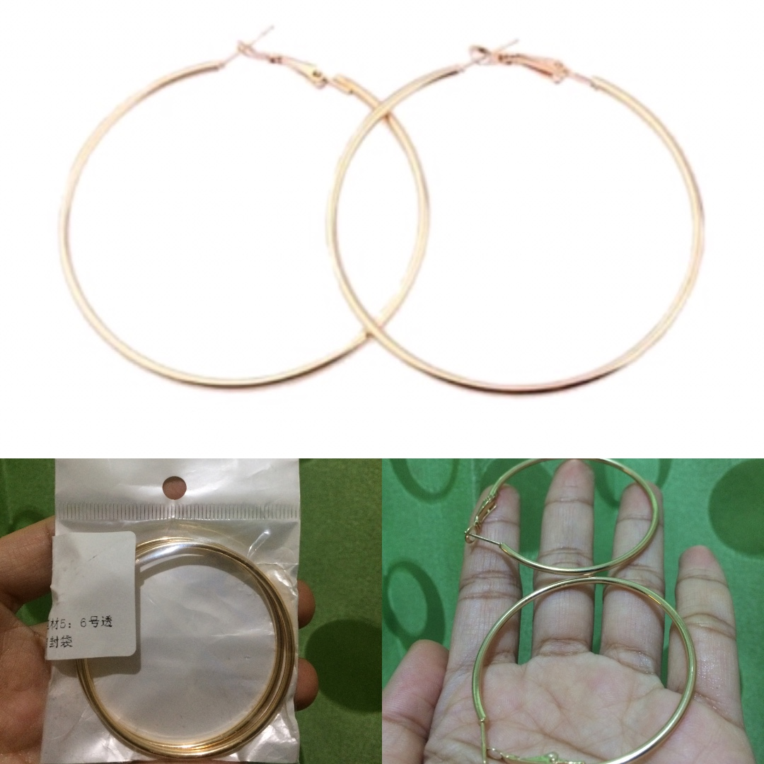 anting anting (diameter 7cm)