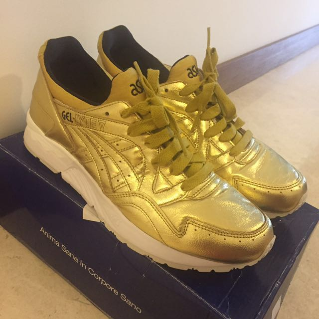 ASICS GEL-LYTE V GOLD