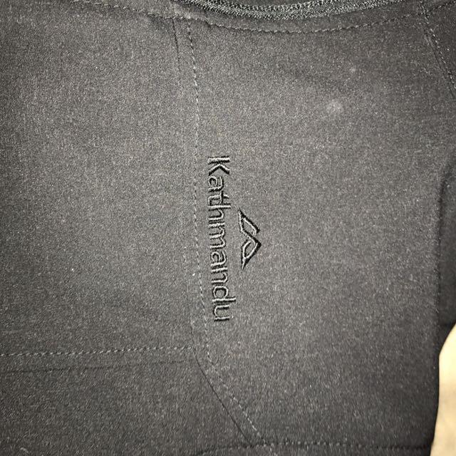 Authentic Kathmandu black jacket