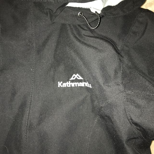 Authentic Kathmandu waterproof jacket