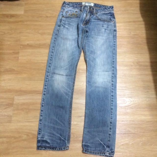 Authentic Von Dutch Denim Jeans