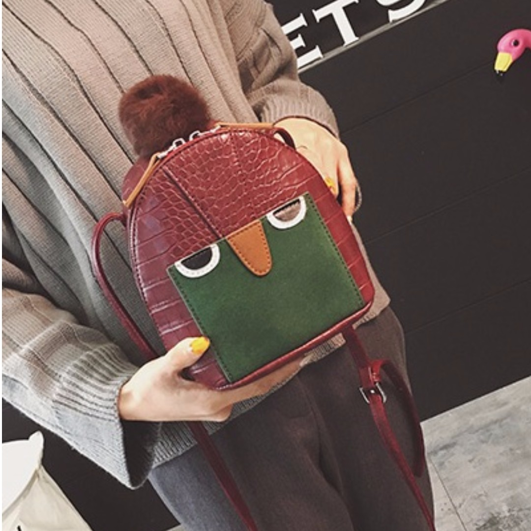 BAG Owl Shoulder