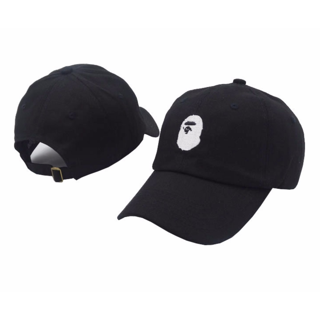 0cc3693d6e7 Bape A Bathing Ape Aape Fashion Unisex Adjustable Baseball Cap ...