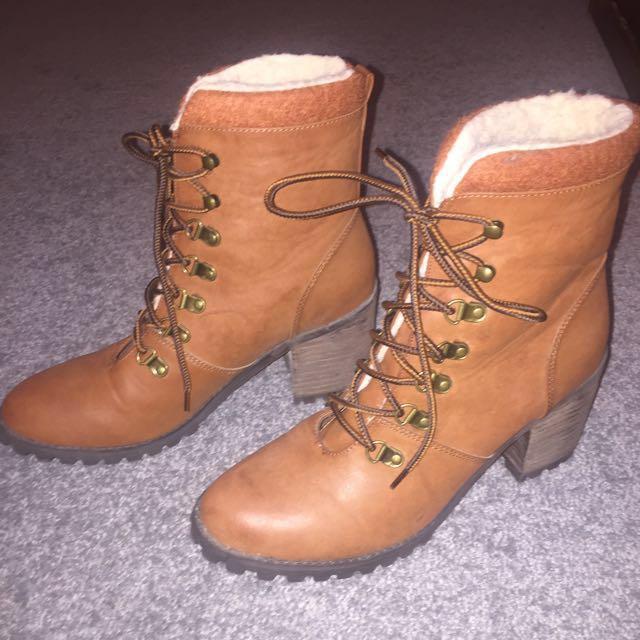 Betts high heel boots
