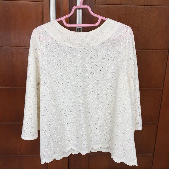 Blouse by warna