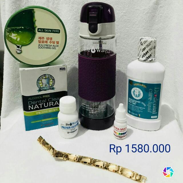 botol kesehatan
