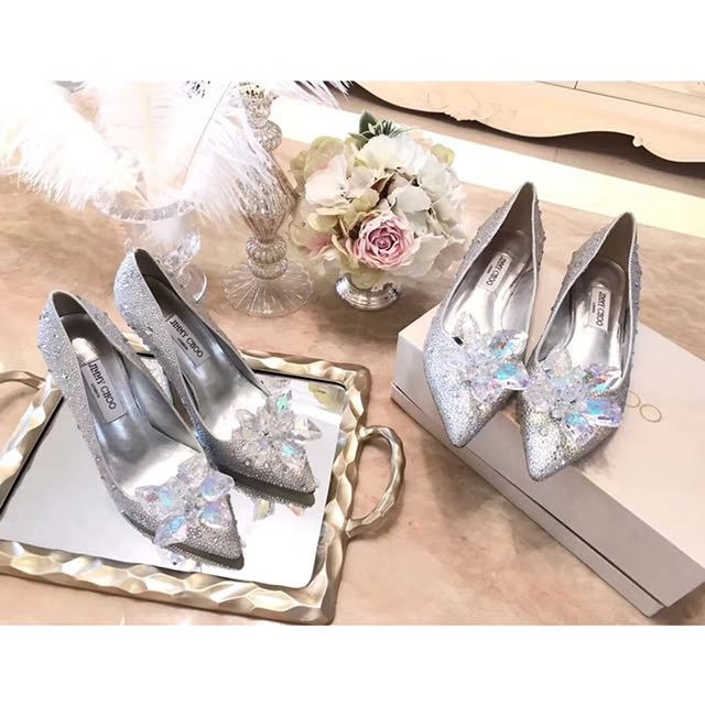 Bridal heels 0401