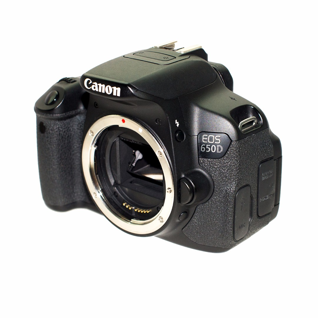 Canon DSLR for rental