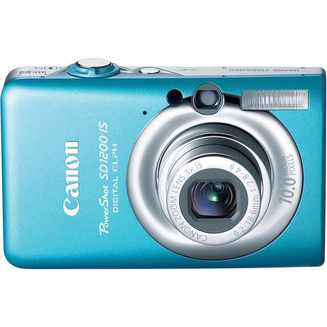 Canon Powershot SD1200 is