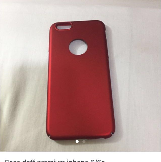 Case doff premium iPhone 6/s