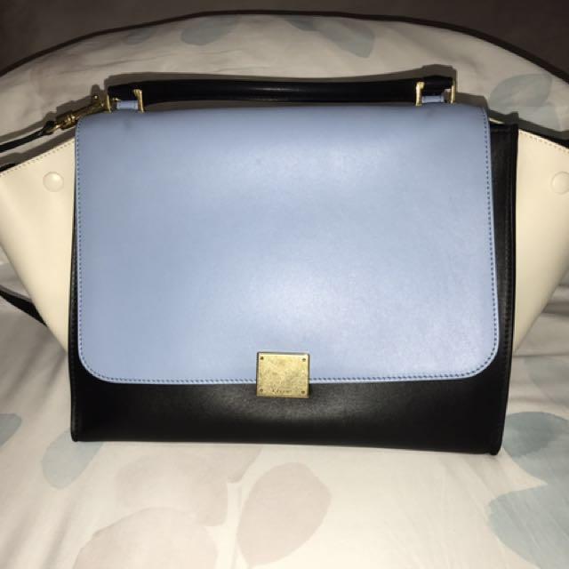 Celine Trapeze Bag   price reduce   on Carousell a647006e5e758