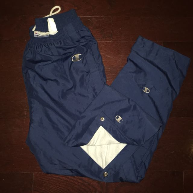Champion Tearaway Pants SIZE SMALL/MEDIUM