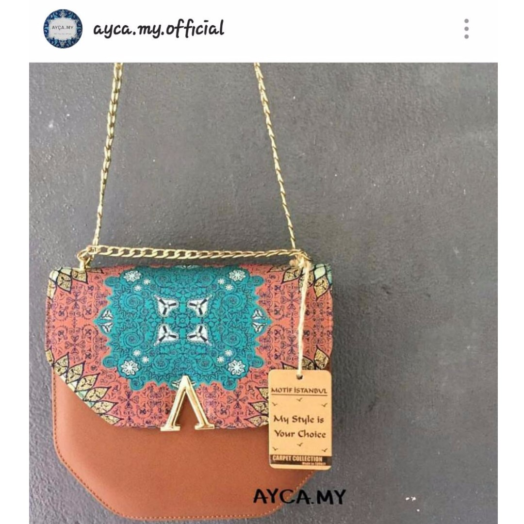 Classy Bags from Turkey, Women s Fashion, Bags   Wallets on Carousell 0d50822816