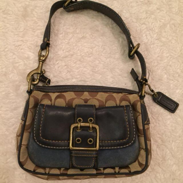 Coach purse. Price negotiable