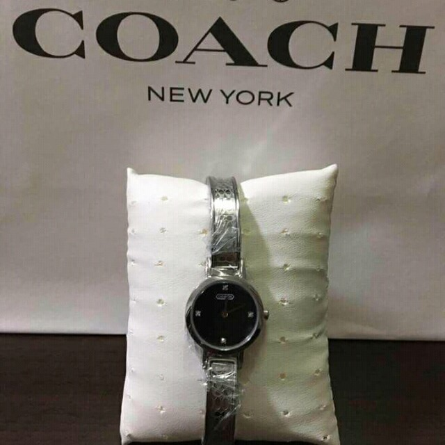 Coach watches