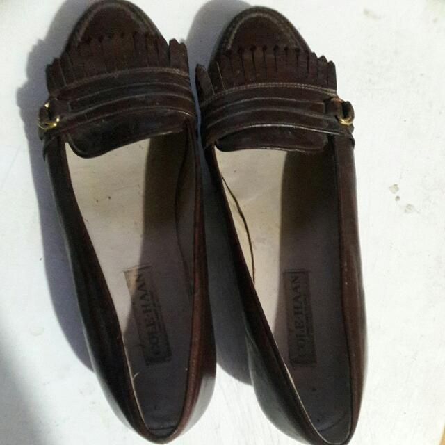 Colehaan Leather Shoes