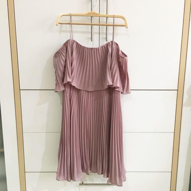 Darosia off shoulder dress