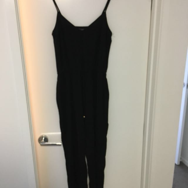 Dissh Black Jumpsuit