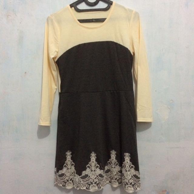 Dress Abu - Abu