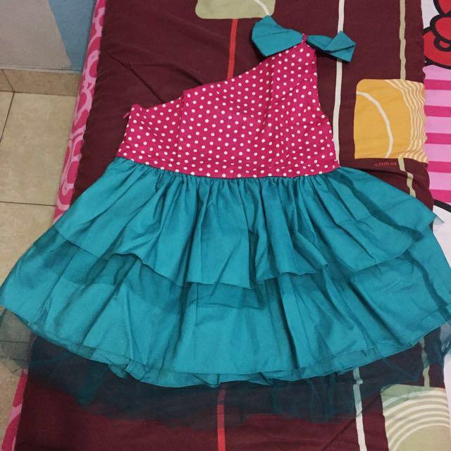 *Dress Kids (umur 3thn-4thn)