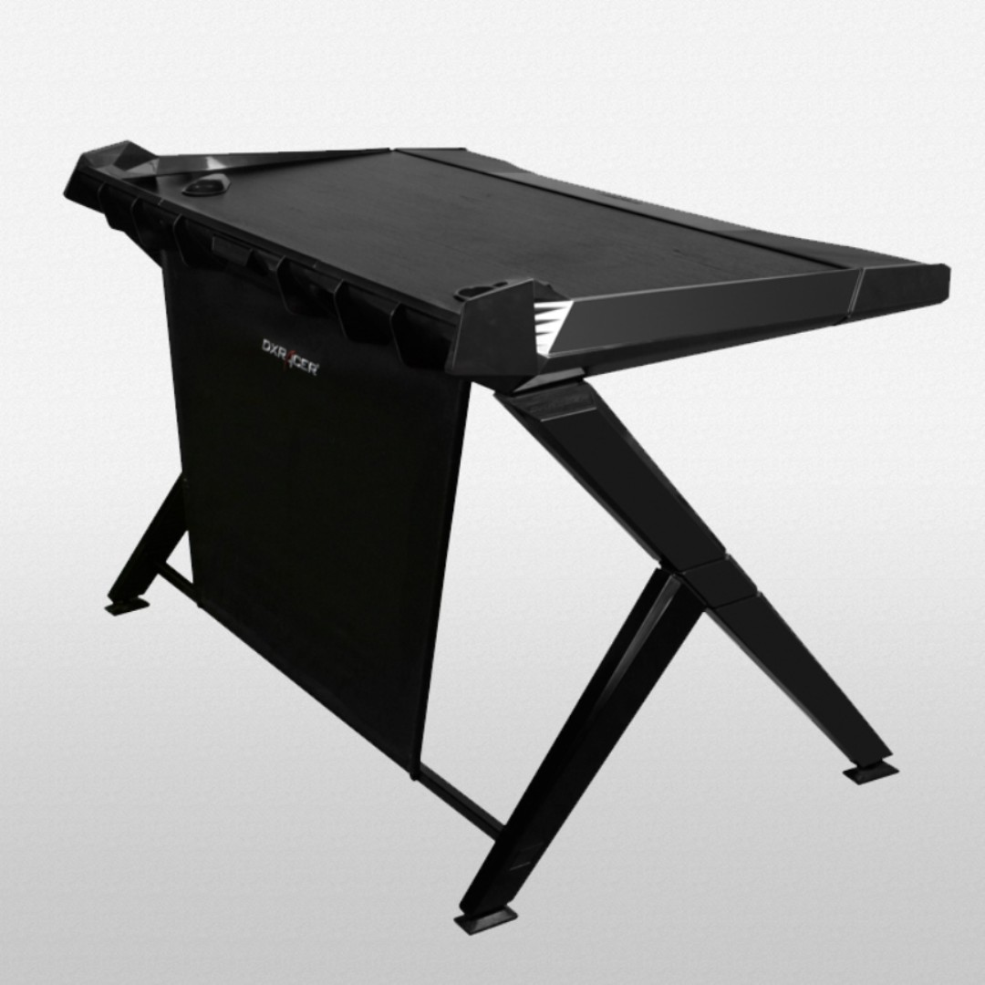 DXRacer Gaming Table Black (Desk Series GD1000 2017 Edition)