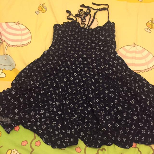 Factorie Size S navy dress