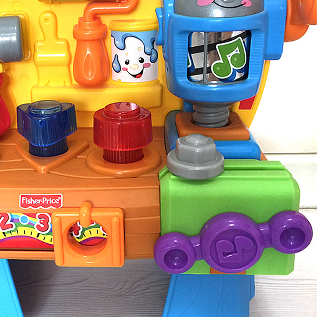 Awesome Fisher Price Laugh Learn Learning Workbench Babies Kids Inzonedesignstudio Interior Chair Design Inzonedesignstudiocom