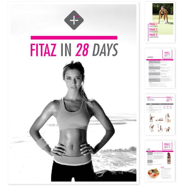 FITAZ in 28 days
