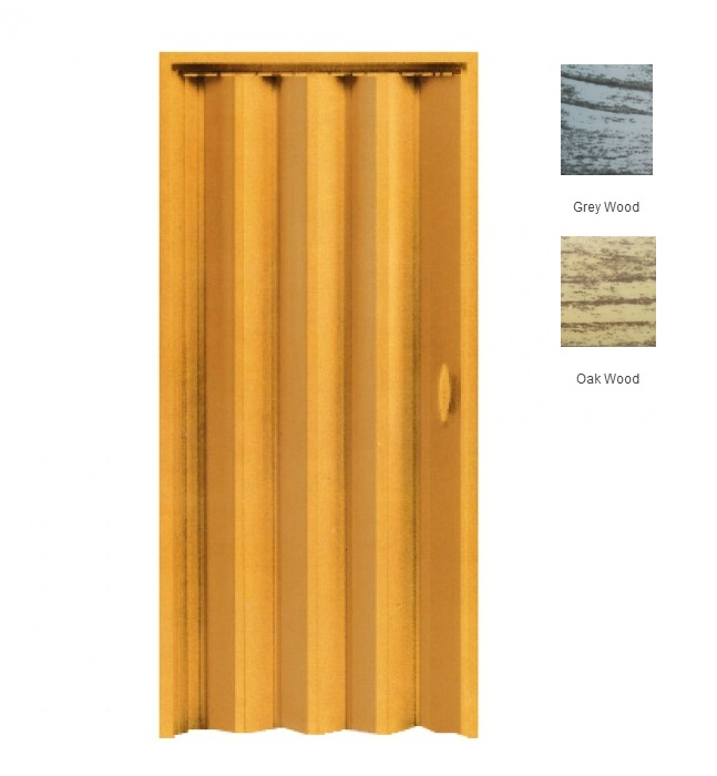FK ITALY PVC FOLDING DOOR, Home & Furniture, Others on Carousell