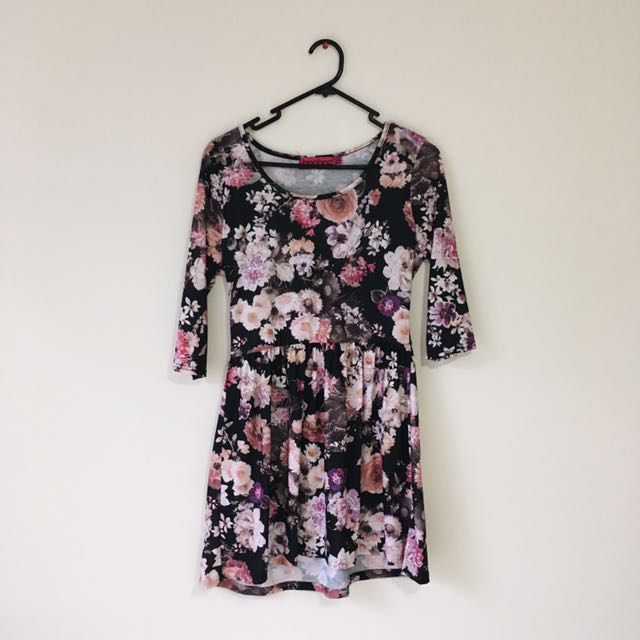 Floral Dress | BooHoo