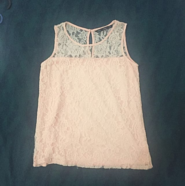 For Me Lace Top