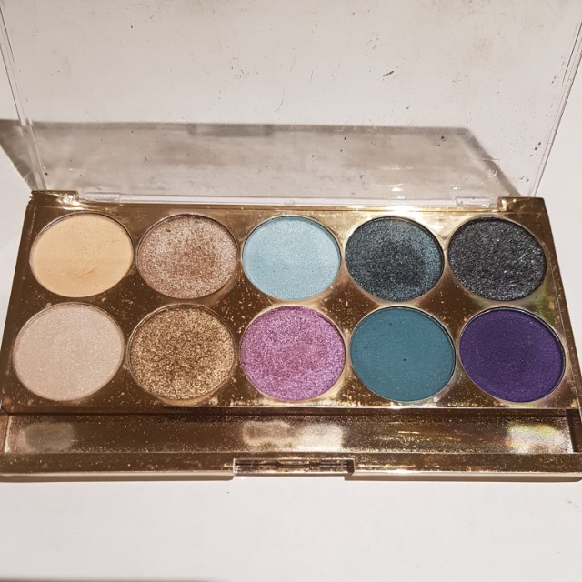 Forever 21 Highly Pigmented Eyeshadow Palette