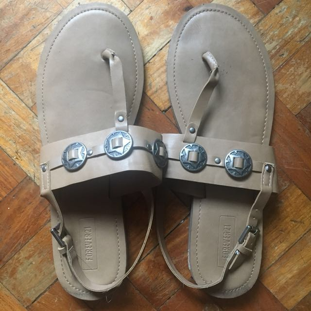 Forever 21 Thong Sandals