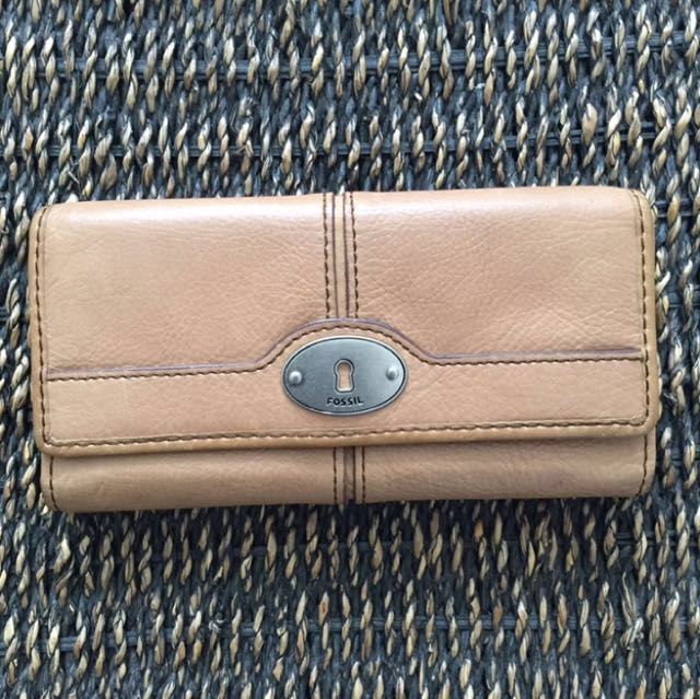 Fossil Marlow wallet