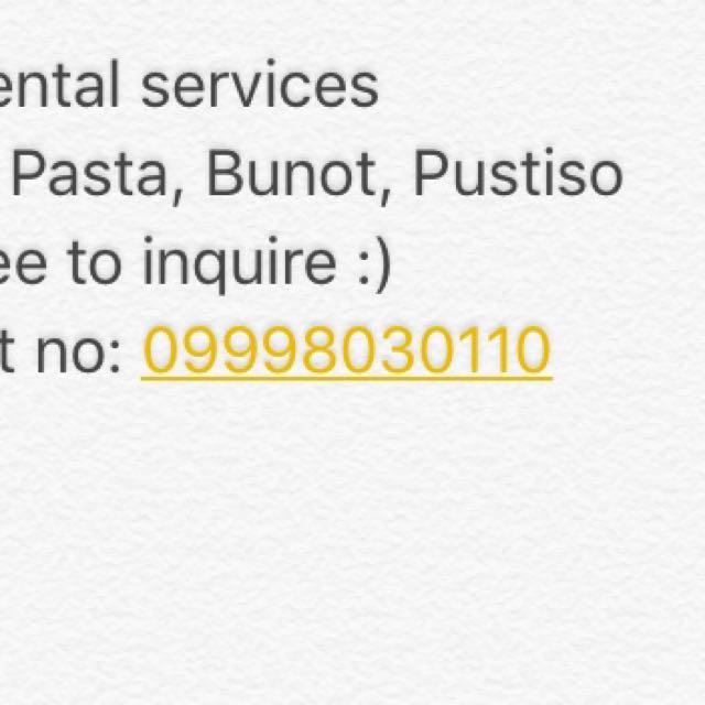 free dental services