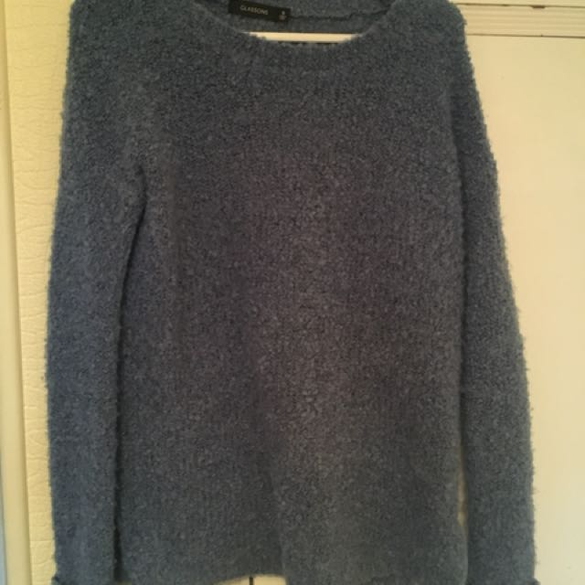 Glasson knitted sweater