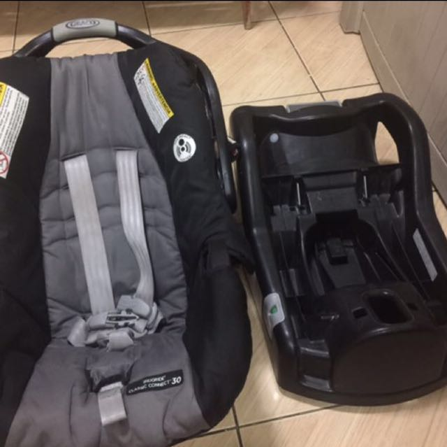 Graco Car Seat Stroller Combo Babies Kids Strollers Bags Carriers On Carousell