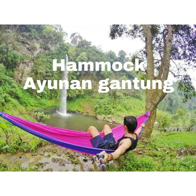 Hammock ayunan gantung