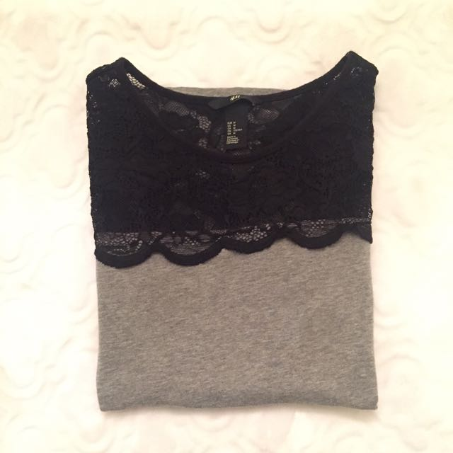 H&M Lacey Top