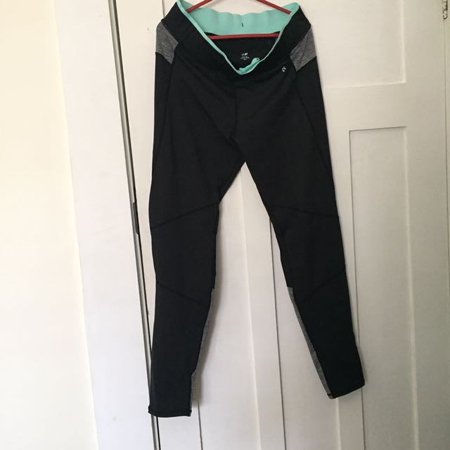 H&M women sports legging