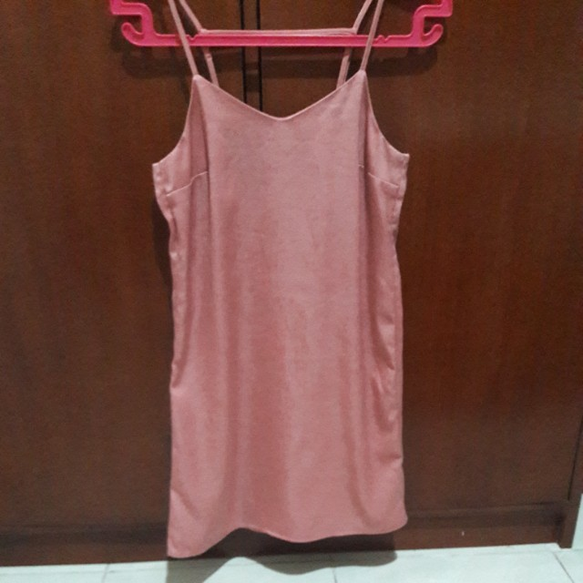 HnM dress pink (free ongkir)