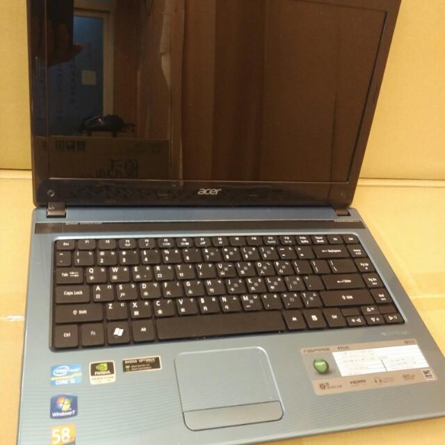 筆記型電腦i5 四核獨顯效能機(售出保留)