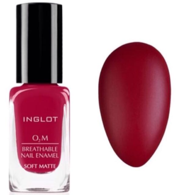 INGLOT O2M 536 Breathable Nail Enamel, Health & Beauty, Perfumes ...