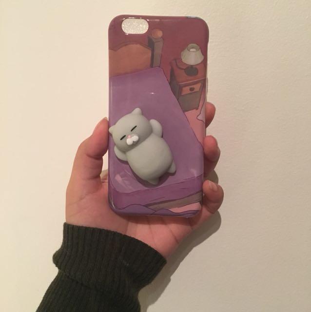 iPhone 6/s Cat Phone Case