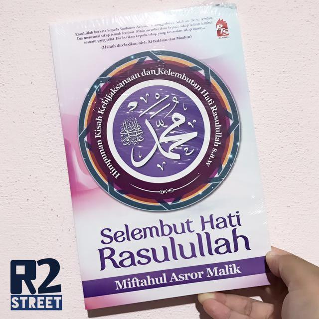 Islamic Book | Selembut Hati Rasulullah