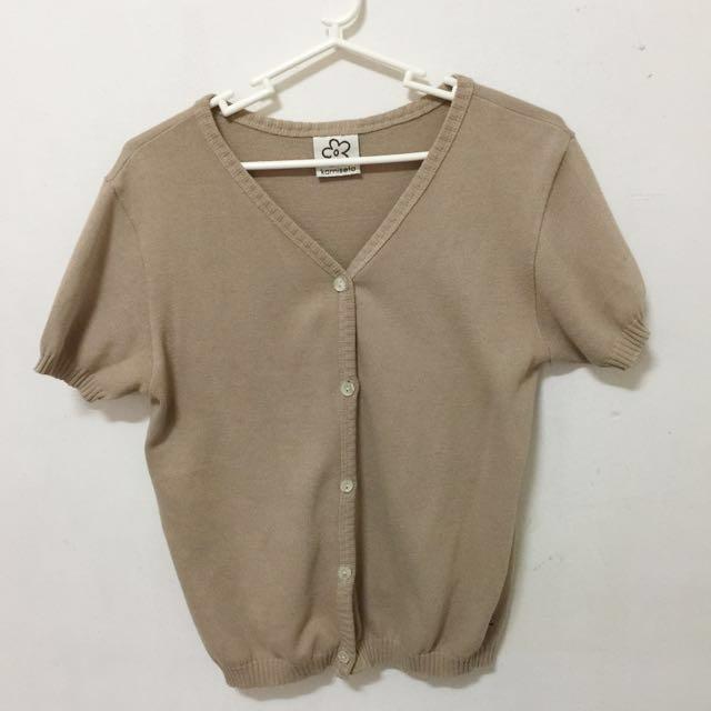 Kamiseta Short Sleeves Cardigan (Size M)