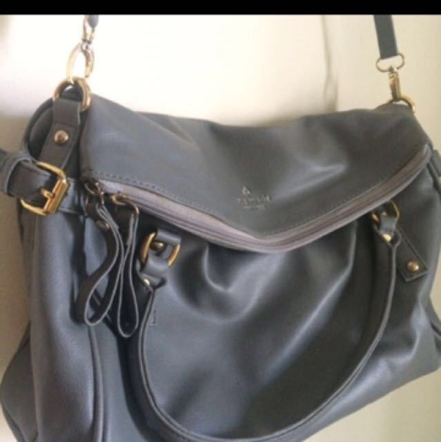 Kate spade grey bag replica