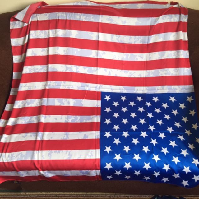 Kerudung bendera